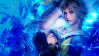 Final Fantasy X HD cover art