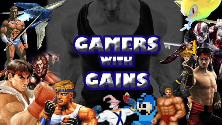 GamerWithGainsMegaManPacMan_MainPic