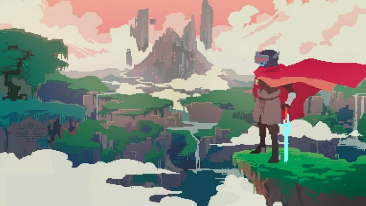 Hyper-Light-Drifter Feature