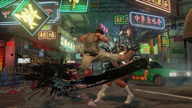Street Fighter V - Tatsumaki
