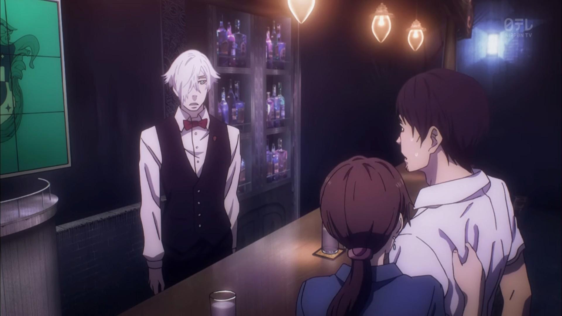 Death Parade - anime