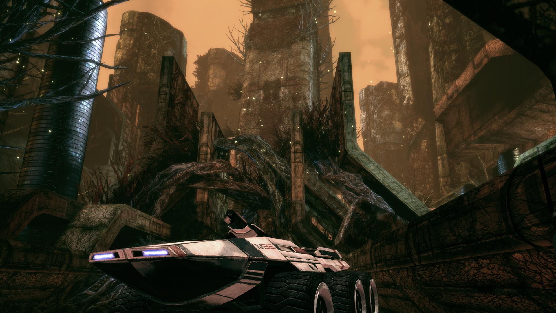 Mass Effect - Ilos
