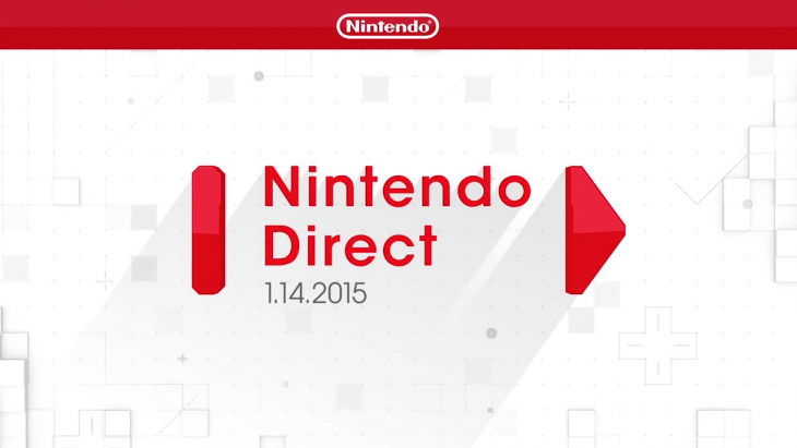 Nintendo Direct - 1/14/2015