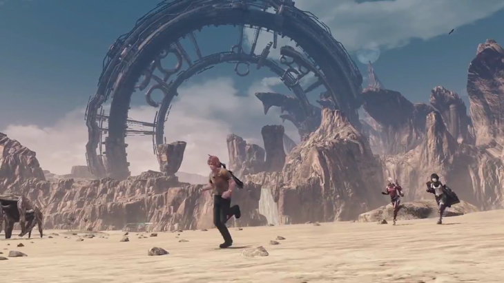 Xenoblade Chronicles X - Teaser Shot