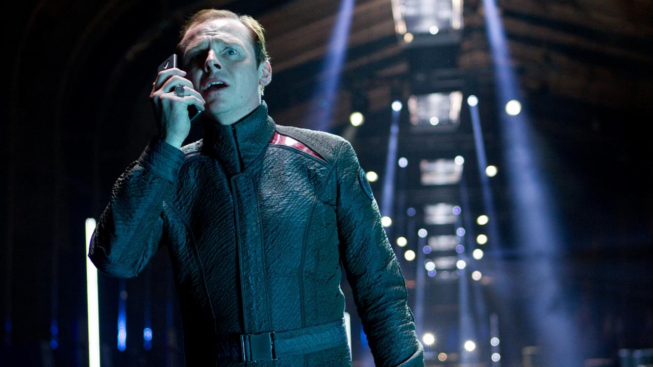 Simon Pegg - Scotty