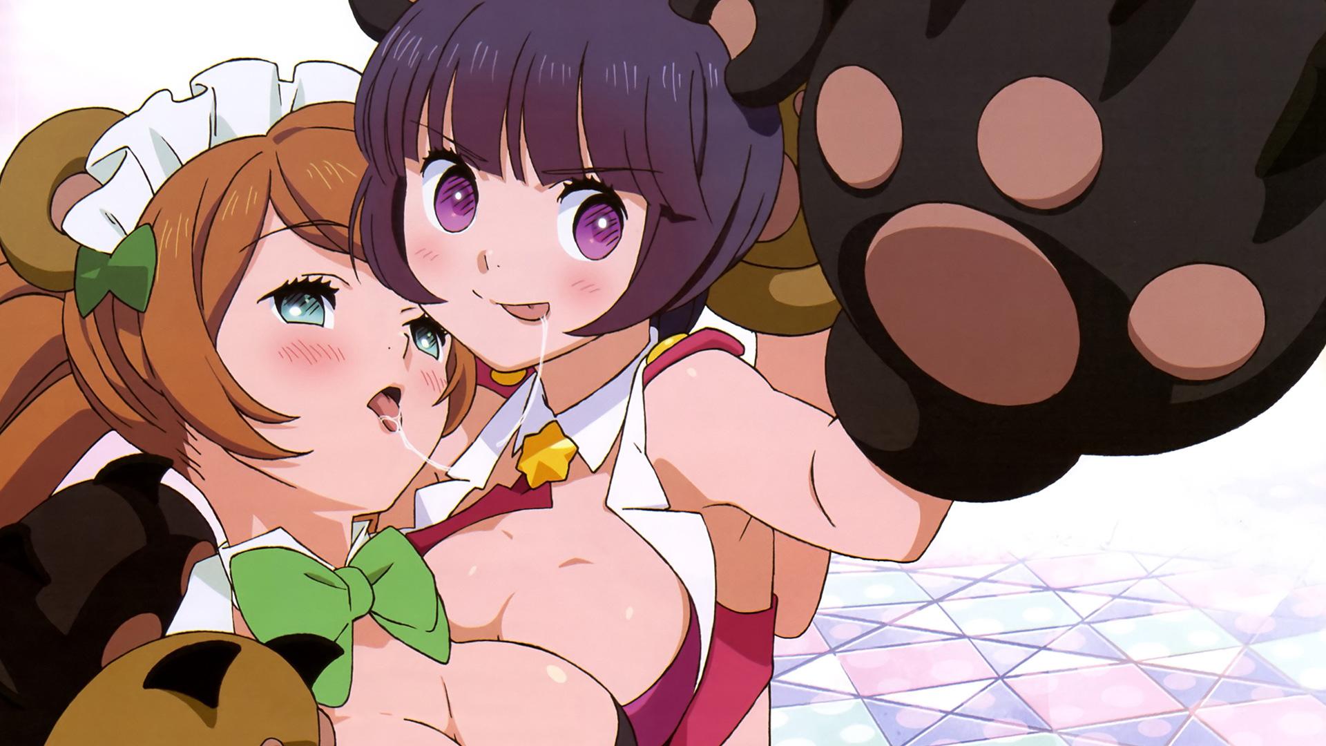 YuriKuma Arashi - anime