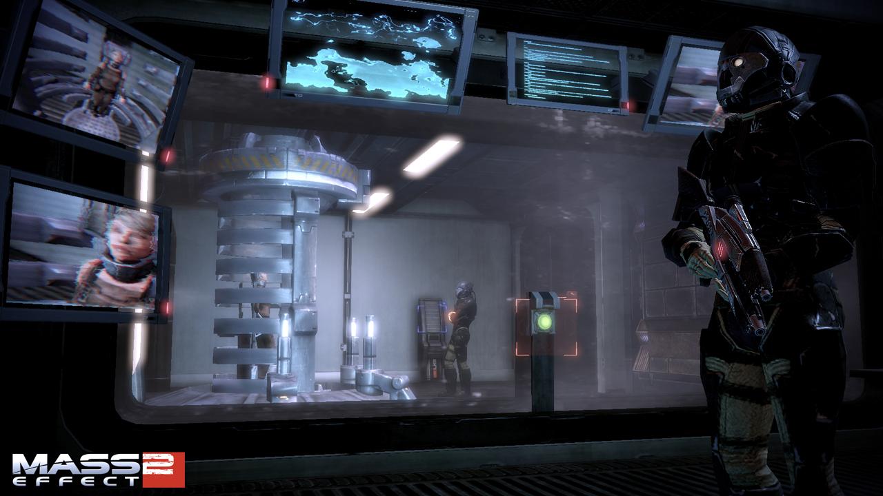 Mass Effect 2 - Arrival