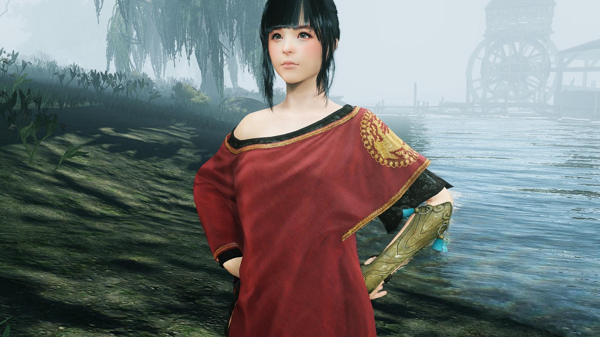 black desert online character screenshot