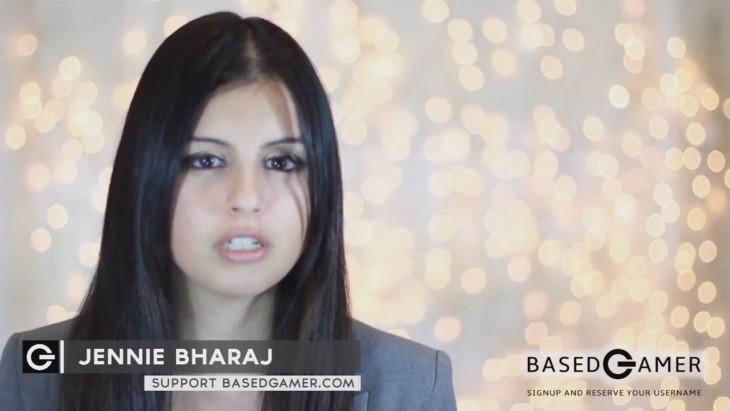 jennie bharaj basedgamer