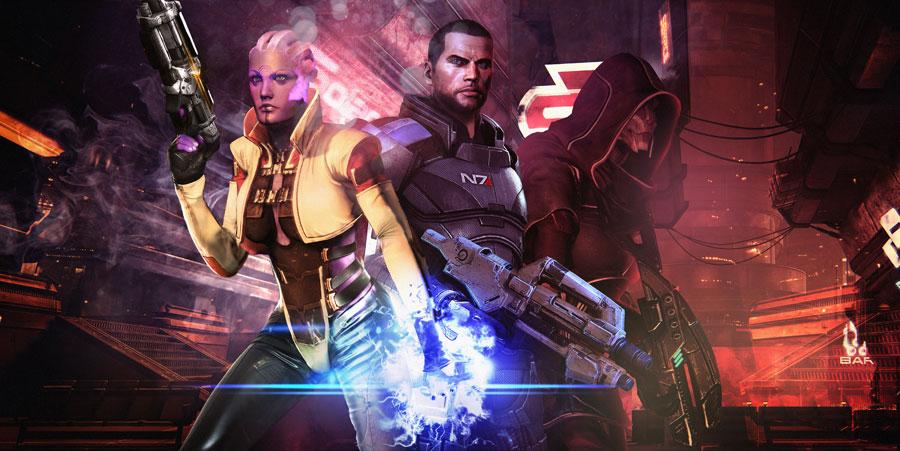 Mass Effect 3 - Omega