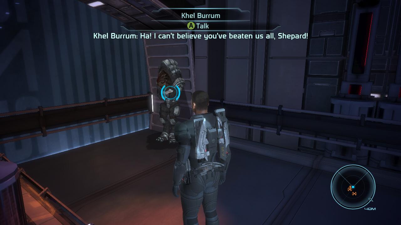 Mass Effect - Pinnacle Station