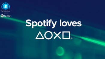 spotify on playstation