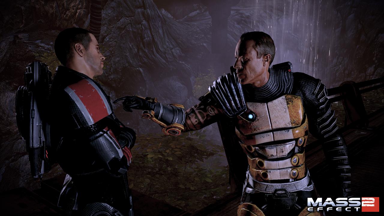 Mass Effect 2 - Zaeed