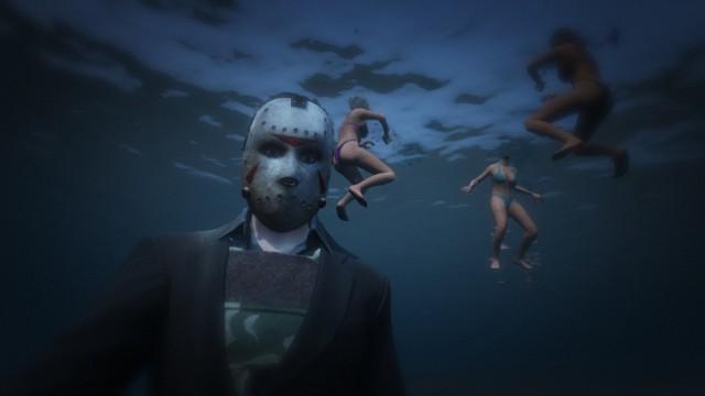 Jason Voorhees returns to Crystal Lake.