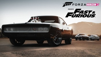 Forza Horizon 2 Presents Fast & Furious Logo