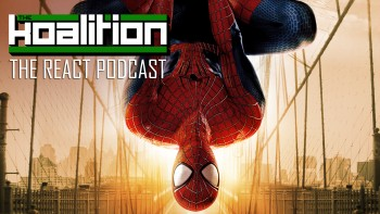The React Podcast 13 - Spider-Man