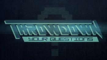 Throwdown Your Questions Logo
