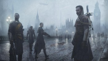 The Order 1886 Game Informer cover
