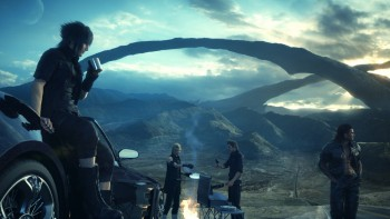 Final Fantasy XV crop