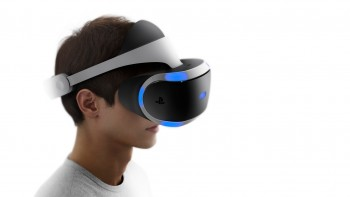 Project Morpheus headset