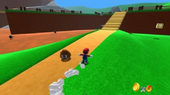 SuperMario64HD_MainPic