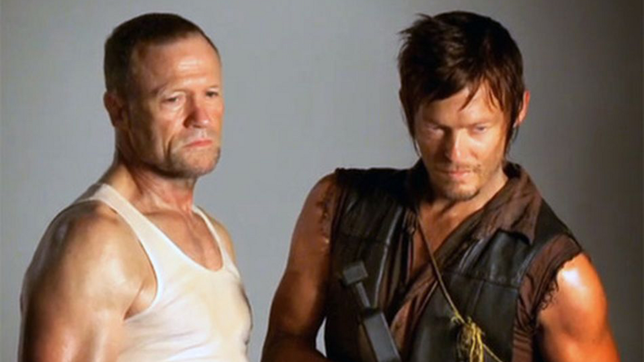 the walking dead dixon brothers the koalition