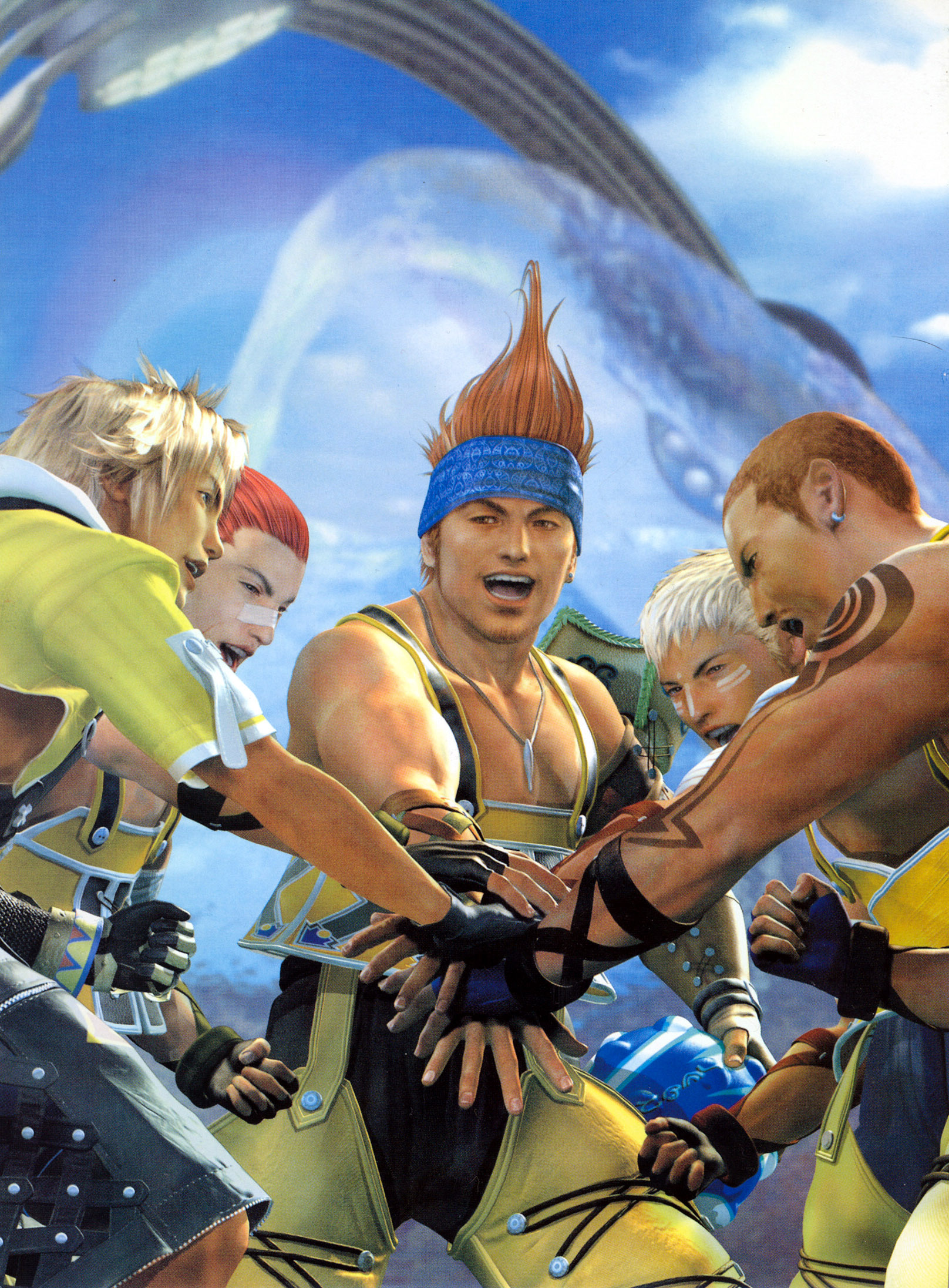 final fantasy x 2 how to get the good ending