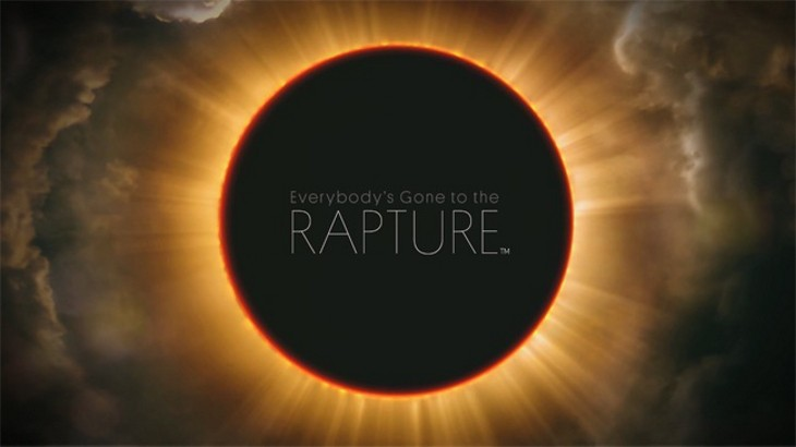 Everybody's gone to the rapture - logo