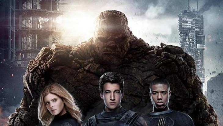 Fantastic Four Poster cropped