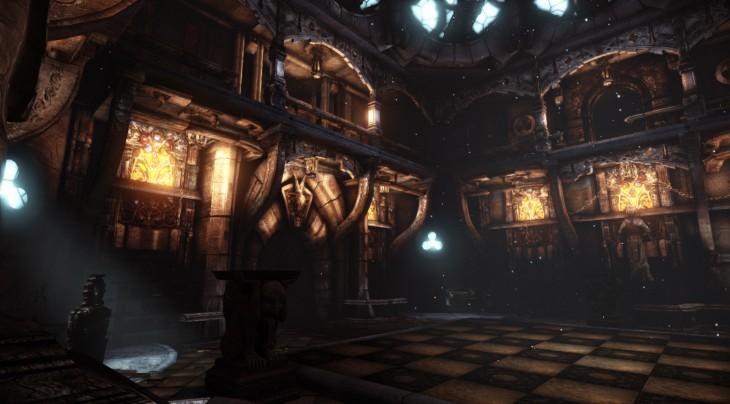 In Verbis Virtus environment screenshot