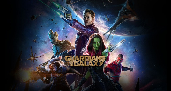 Marvel Cinematic Universe Guardians of The Galaxy