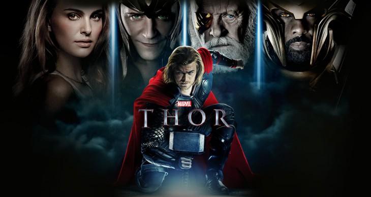 Marvel Cinematic Universe Thor