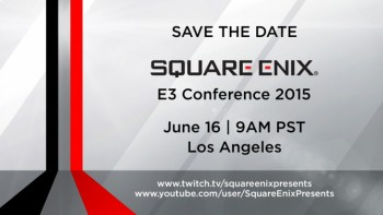 Square-Enix E3 2015