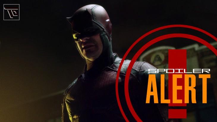 Spoiler Alert - Daredevil