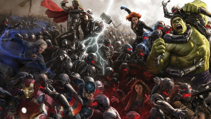 Avengers Age of Ultron Concept