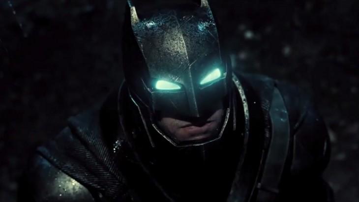 Batman V Superman: Dawn of Justice official trailer