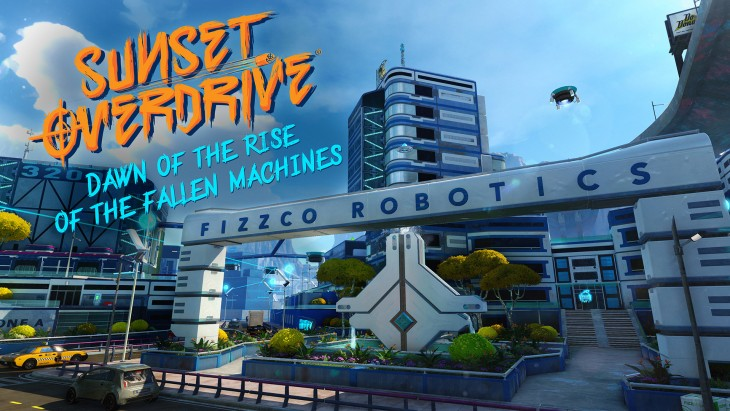 Dawn of the Rise of the Fallen Machines is a fitting end to the overall experience.