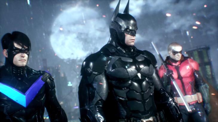 Batman: Arkham Knight - All Who Follow