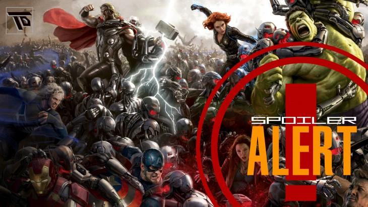 Spoiler Alert - Avengers: Age of Ultron