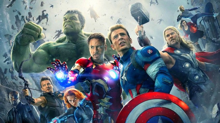 Avengers: Age of Ultron poster cropped