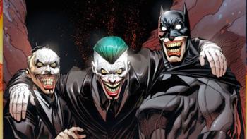 Batman 40 variant cover