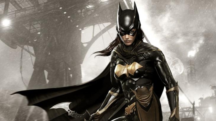 Batman - Arkham Knight Batgirl