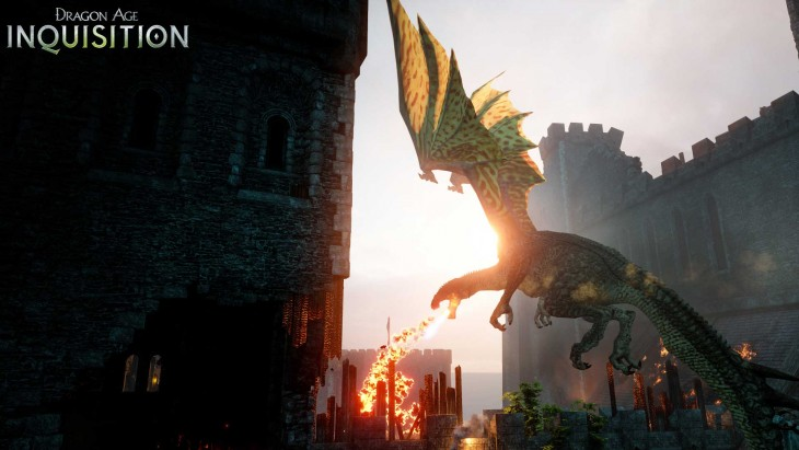 Dragon Age: Inquisition - Dragonslayer DLC 01