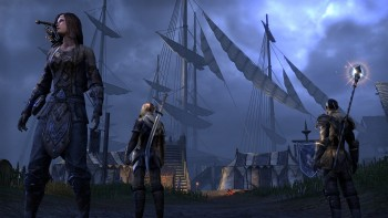 Elder Scrolls Online Coast Camp