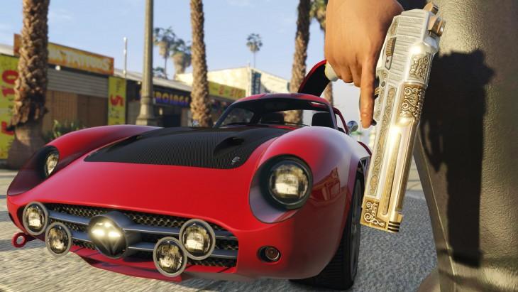GTA Online updates