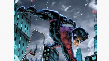 Nightwing's Butt