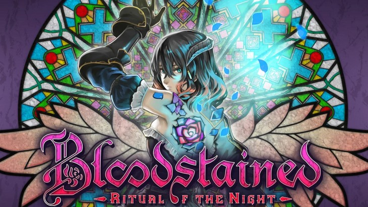 bloodstained cover