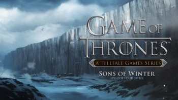 Game of Thrones Episode Four cover