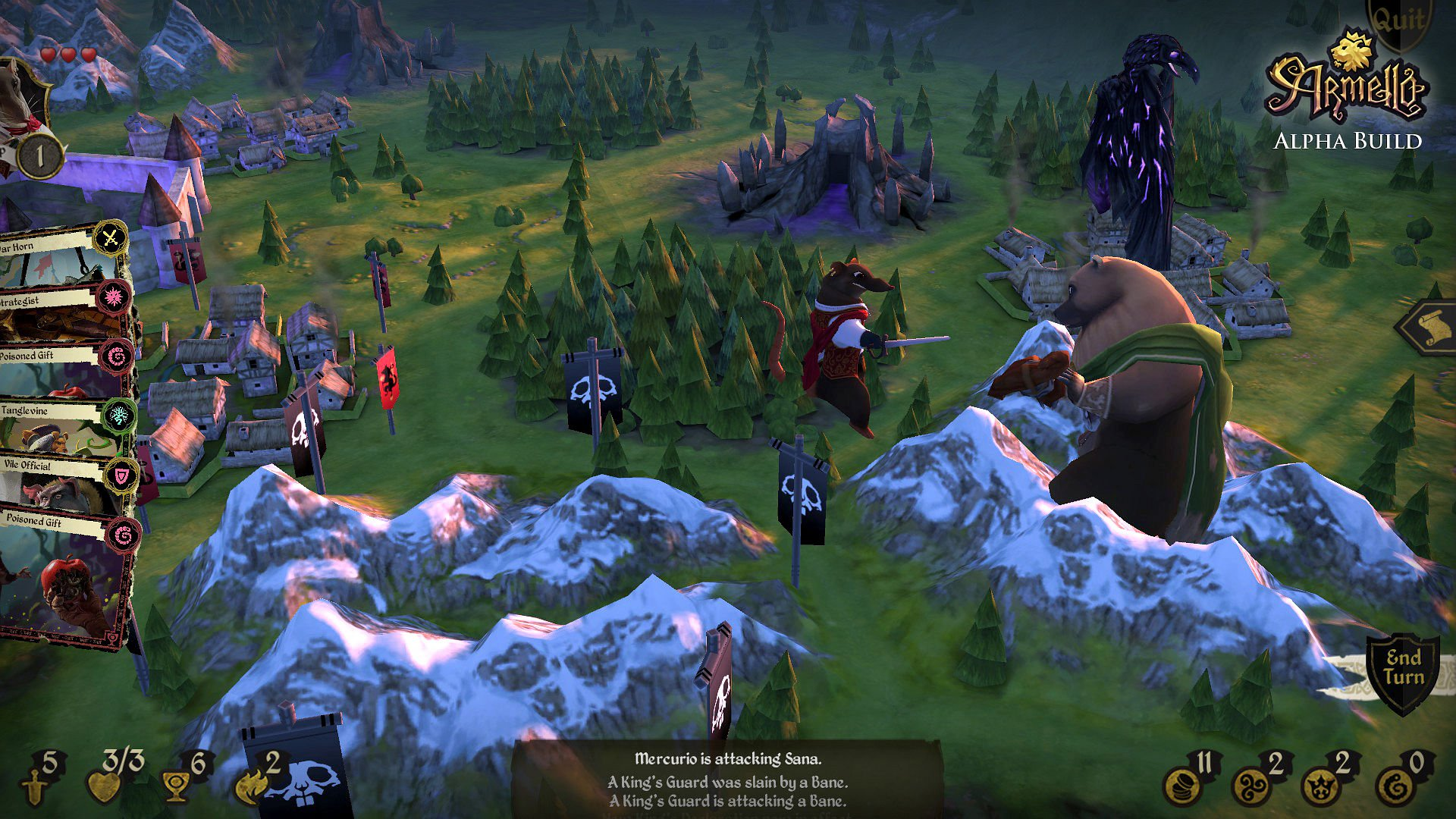 Armello: Game of Thrones with Animals