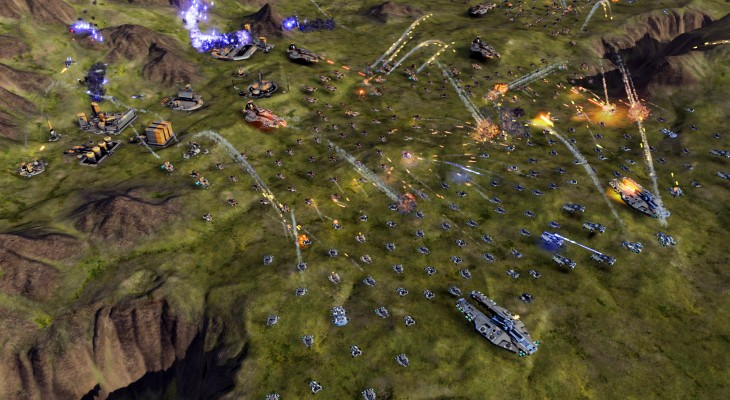 Ashes of the Singularity Gameplay